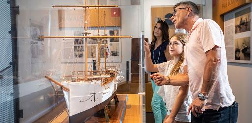 location musée de la mer